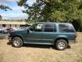 1997 Medium Willow Metallic Ford Explorer XLT 4x4  photo #11