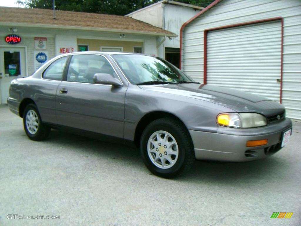 1996 silver taupe metallic toyota camry le coupe 36193292 gtcarlot com car color galleries gtcarlot com