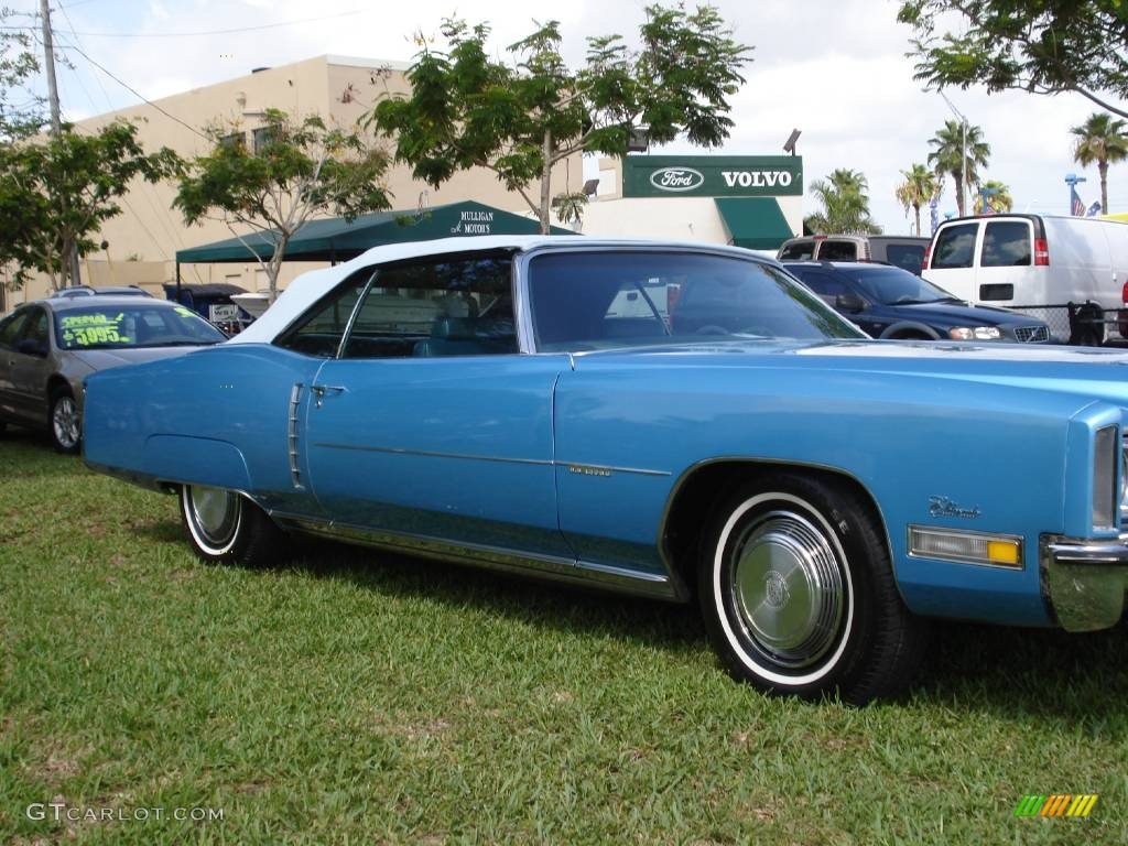 1972 blue cadillac eldorado convertible 354209 photo 3 car color galleries for 1972 cadillac eldorado interior