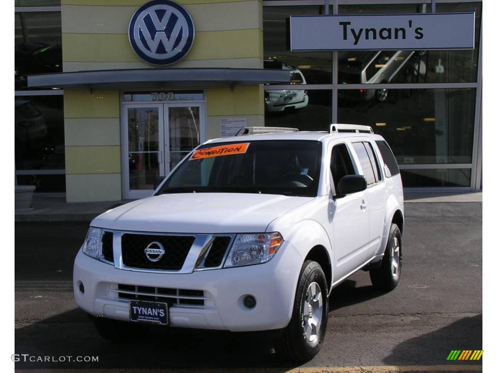 2009 avalanche white nissan pathfinder s 4x4 3591422 gtcarlot avalanche white nissan pathfinder vanachro Image collections