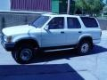 White 1995 Toyota 4Runner Gallery