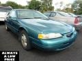 Pacific Green Metallic 1997 Ford Thunderbird Gallery