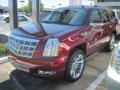 Infrared Tincoat 2011 Cadillac Escalade Platinum
