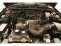 2007 Black Ford Mustang V6 Deluxe Coupe  photo #17