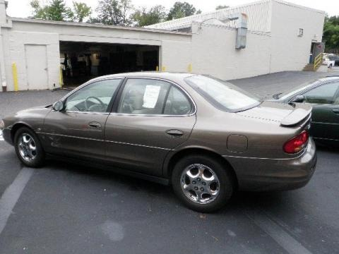 1999 oldsmobile intrigue gls data info and specs. Black Bedroom Furniture Sets. Home Design Ideas