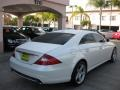 Diamond White Metallic - CLS 550 Diamond White Edition Photo No. 2
