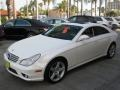 Diamond White Metallic - CLS 550 Diamond White Edition Photo No. 6