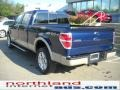 Dark Blue Pearl Metallic - F150 Lariat SuperCrew 4x4 Photo No. 8