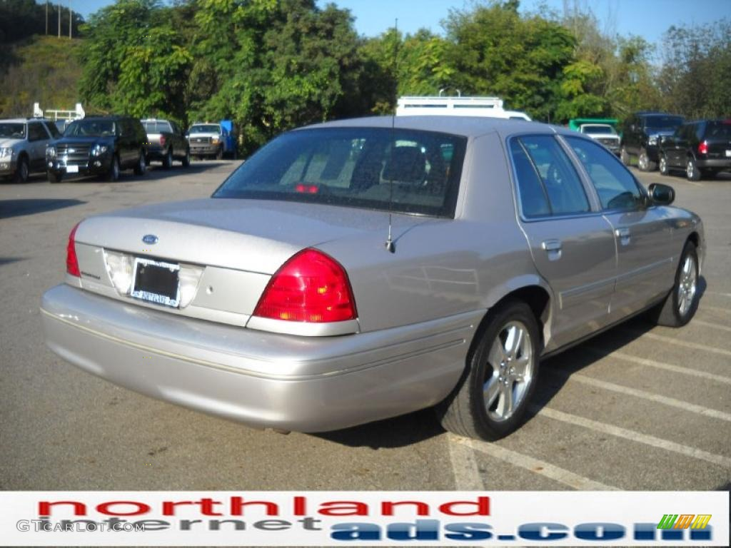 2005 silver birch metallic ford crown victoria lx sport 36347056 photo 6 car. Black Bedroom Furniture Sets. Home Design Ideas