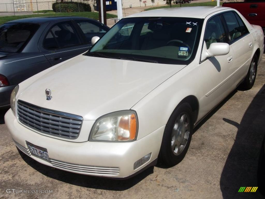 2002 white diamond pearl cadillac deville sedan 36347794. Cars Review. Best American Auto & Cars Review