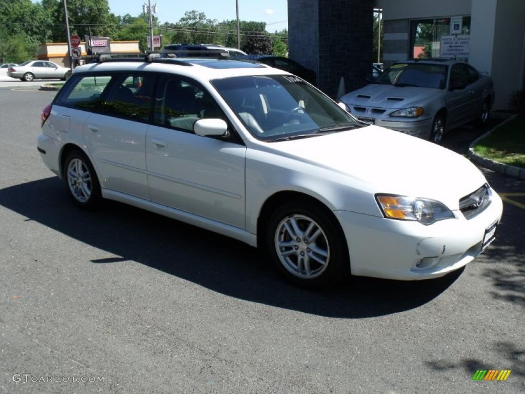 2005 satin white pearl subaru legacy limited wagon 36406928 photo 10 car. Black Bedroom Furniture Sets. Home Design Ideas