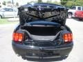 2002 Black Ford Mustang GT Coupe  photo #10