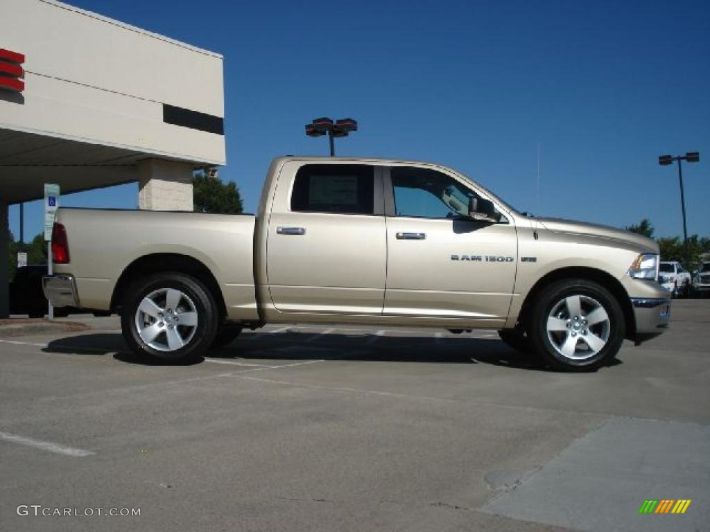 white gold 2011 dodge ram 1500 big horn crew cab exterior photo 36452563. Black Bedroom Furniture Sets. Home Design Ideas