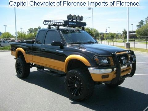 2002 Toyota Tacoma PreRunner Xtracab Data, Info And Specs