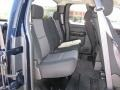 2011 Imperial Blue Metallic Chevrolet Silverado 1500 LT Extended Cab 4x4  photo #10