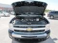 2011 Imperial Blue Metallic Chevrolet Silverado 1500 LT Extended Cab 4x4  photo #16
