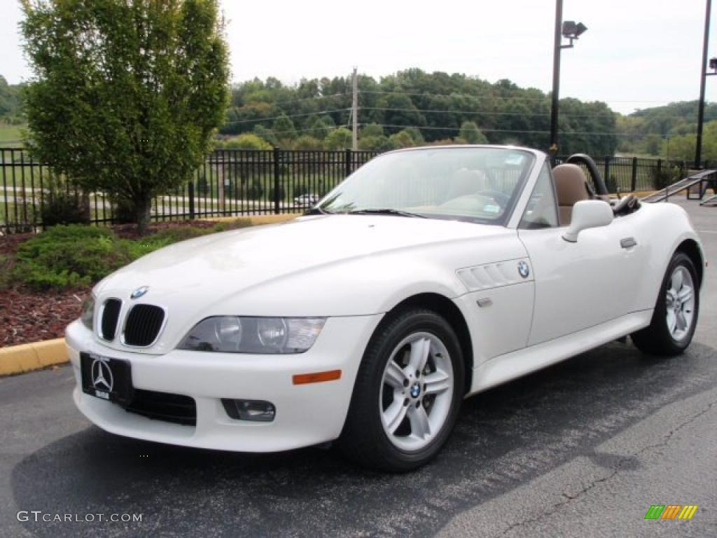 2001 Alpine White Bmw Z3 2 5i Roadster 36480395