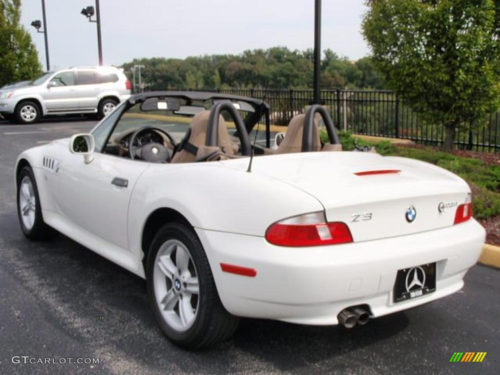 2001 Alpine White Bmw Z3 2 5i Roadster 36480395 Photo 8