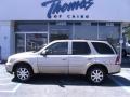 Cashmere Metallic 2005 Buick Rainier CXL