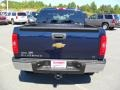 2011 Imperial Blue Metallic Chevrolet Silverado 1500 LT Extended Cab  photo #3