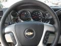 2011 Imperial Blue Metallic Chevrolet Silverado 1500 LT Extended Cab 4x4  photo #10