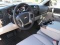 2011 Imperial Blue Metallic Chevrolet Silverado 1500 LT Extended Cab 4x4  photo #24