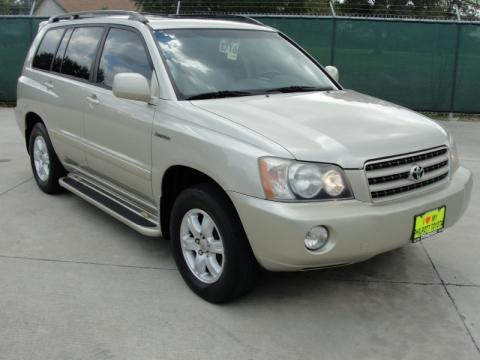 2002 toyota highlander limited data info and specs. Black Bedroom Furniture Sets. Home Design Ideas