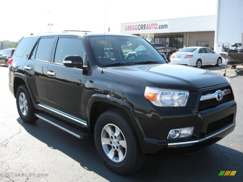 2010 black toyota 4runner sr5 36547716 car color galleries. Black Bedroom Furniture Sets. Home Design Ideas