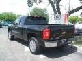 2011 Black Chevrolet Silverado 1500 LT Extended Cab  photo #4
