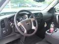 2011 Black Chevrolet Silverado 1500 LT Extended Cab 4x4  photo #9