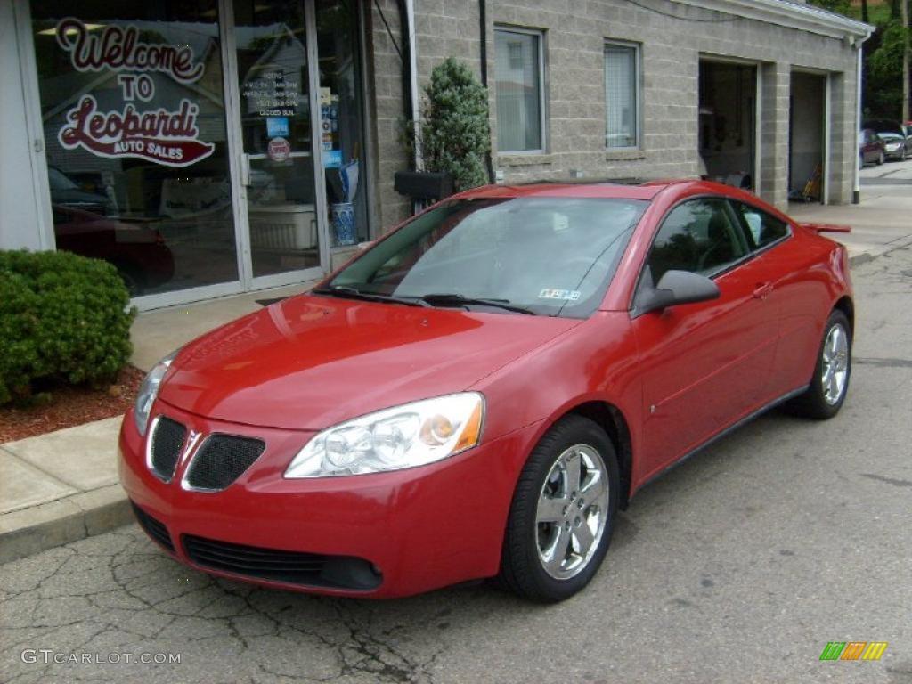 2006 crimson red pontiac g6 gt coupe 36622651 car color galleries. Black Bedroom Furniture Sets. Home Design Ideas