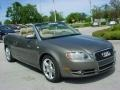 2008 Alpaka Beige Metallic Audi A4 2.0T Cabriolet  photo #7