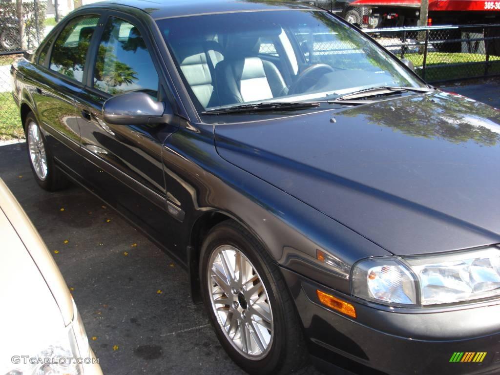 2001 volvo s80 t6 interior