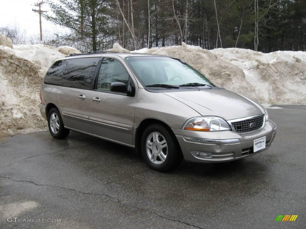 2003 light parchment gold metallic ford windstar se 3664839 photo 2 car color. Black Bedroom Furniture Sets. Home Design Ideas