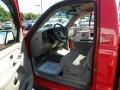 2000 Victory Red Chevrolet Silverado 1500 LS Regular Cab 4x4  photo #8