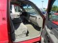 2000 Victory Red Chevrolet Silverado 1500 LS Regular Cab 4x4  photo #9