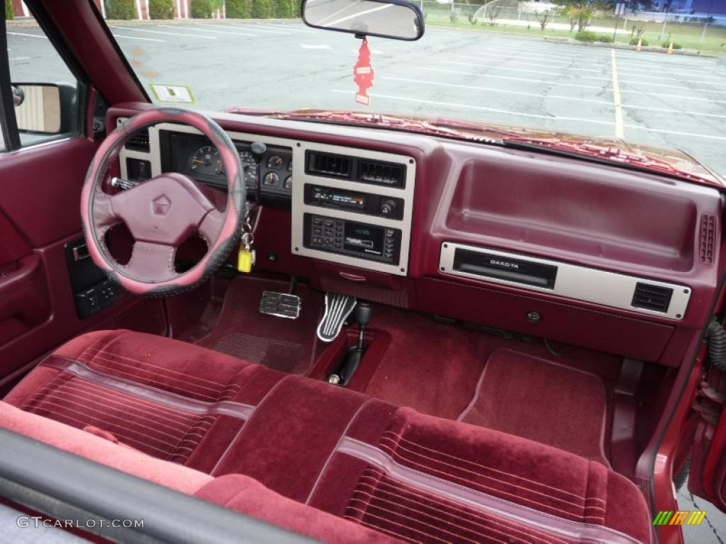 on 1989 Dodge Dakota Sport 4x4 Convertible