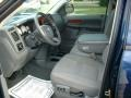 2006 Patriot Blue Pearl Dodge Ram 1500 SLT Mega Cab 4x4  photo #10