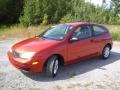 2005 Blazing Copper Metallic Ford Focus ZX3 SE Coupe #36711801