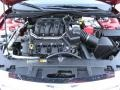 2011 Red Candy Metallic Ford Fusion SE V6  photo #13
