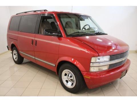 1998 Chevrolet Astro LS AWD Passenger Van Data, Info and Specs