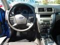 2011 Blue Flame Metallic Ford Fusion SE  photo #13