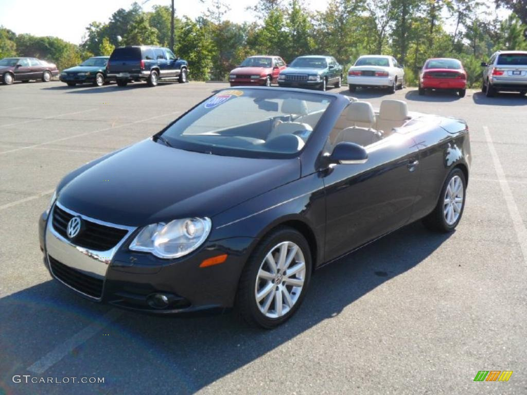 2007 volkswagen eos reviews and rating motor trend autos post. Black Bedroom Furniture Sets. Home Design Ideas