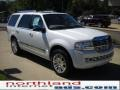 White Platinum Tri-Coat - Navigator 4x4 Photo No. 15