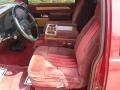 Crimson Red Metallic - Sierra 1500 SLX Extended Cab Photo No. 13