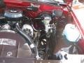 Crimson Red Metallic - Sierra 1500 SLX Extended Cab Photo No. 21
