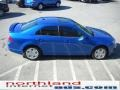 2011 Blue Flame Metallic Ford Fusion SE  photo #5