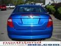 2011 Blue Flame Metallic Ford Fusion SE  photo #7
