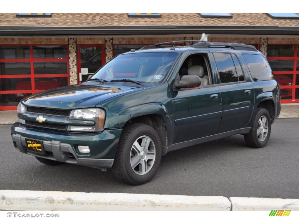 CHEVROLET 2002 TRAILBLAZER OWNERS MANUAL Pdf Download