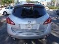 2010 Brilliant Silver Metallic Nissan Murano SL  photo #4